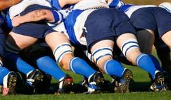 analogie de la mêlée de rugby avec la méthode agile Scrum